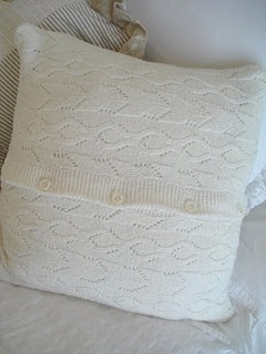 The ten minute Pottery Barn knockoff pillow