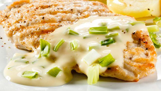 Chicken with Mustard Cream Sauce - I'm always looking for good chicken ...