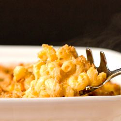 ... Squash, so I'll probably try this...] Butternut Squash Mac and Cheese