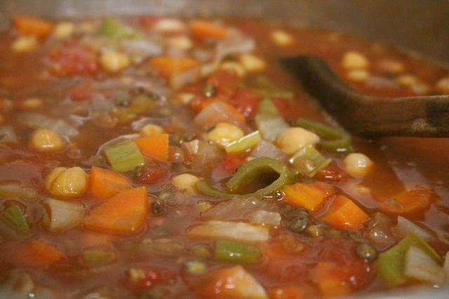 Lentil And Root Vegetable Soup Recipes — Dishmaps
