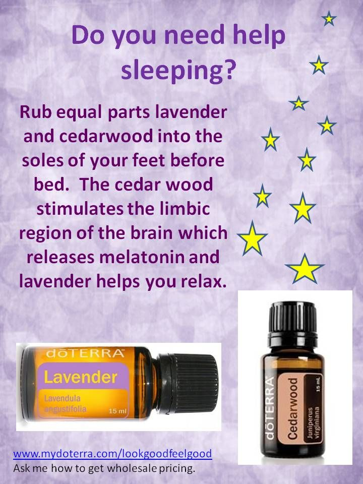 Sleeping aid natural