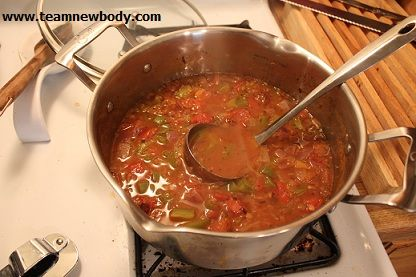 lentil soup recipe | Cooking for the masses... | Pinterest