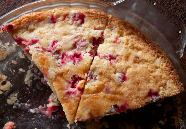 """Cranberry Walnut Pie """"It's...the pie that is most beloved and ..."""