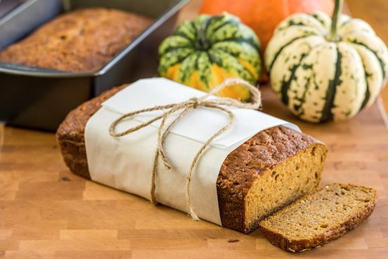 RECIPE - Brown Butter Pumpkin Apple Bread With Salted Maple Caramel ...