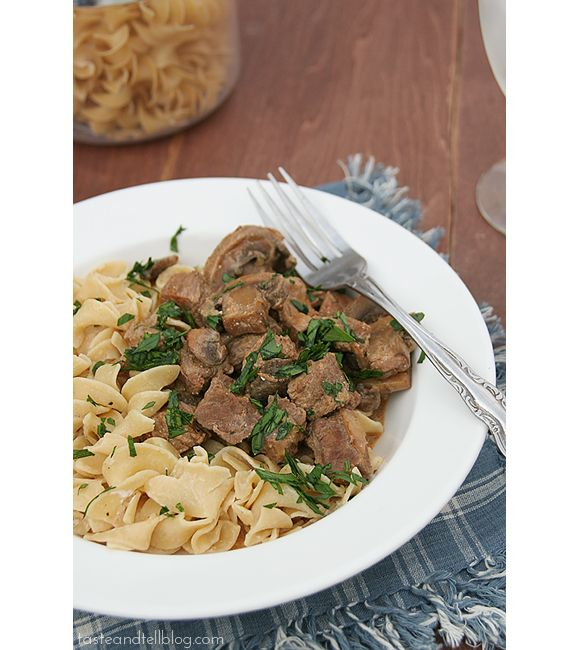 recipe slow cooked beef stroganoff 12 tomatoes tender beef slow cooked ...