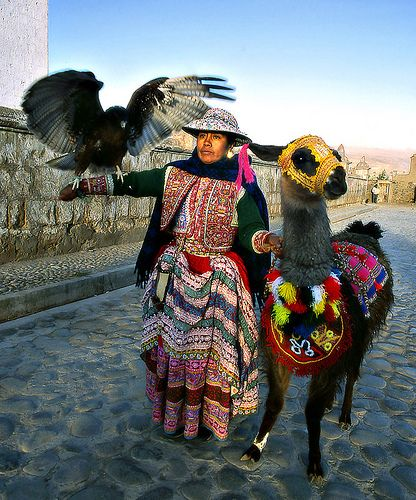 the mother country, Peru <3
