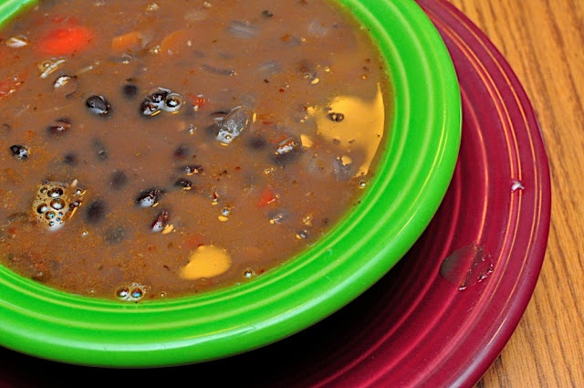 Pressure Cooker Vegan Black Bean Chili Recipes — Dishmaps