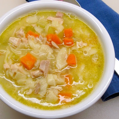 Italian Chicken Soup | Salad/Soups | Pinterest