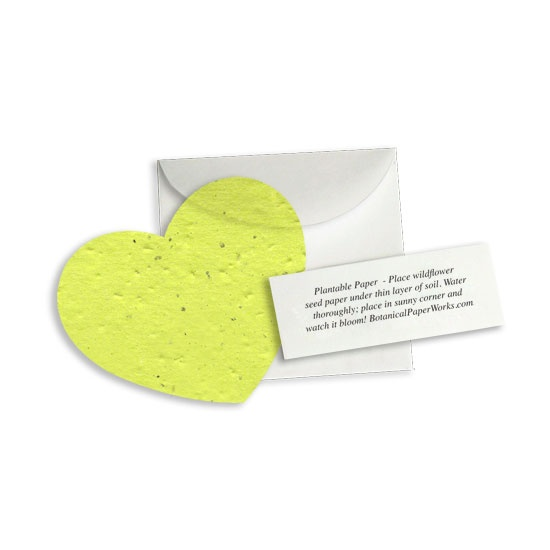 Plantable wedding favors whenever i m with you pinterest