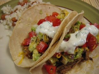 ... Apron: Smoky Beef Tacos Dinner tonight! #Taco #Tacos #Mexican #Food