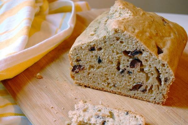 Mediterranean Olive Bread #recipes   Mediterranean Diet   Pinterest