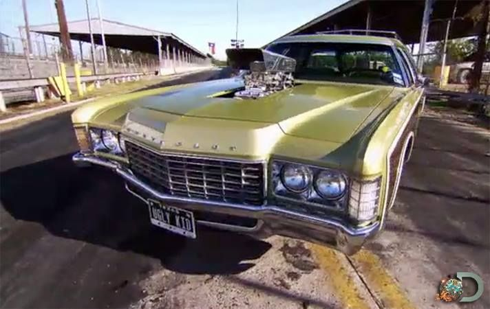 Gas monkey garage kingswood estate wagon chevy impala ss forum