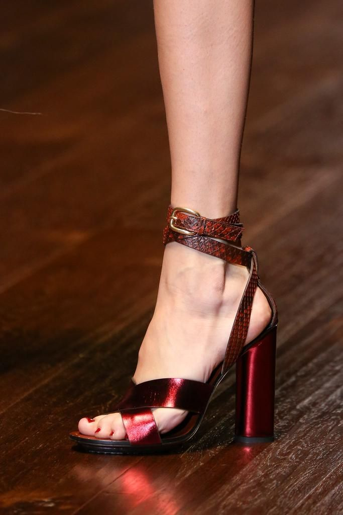 shoes @ Gucci Spring 2015