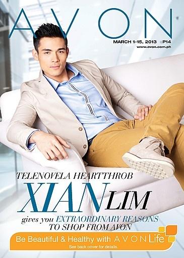 Telenovela heartthrob Xian Lim gives you EXTRAORDINARY reasons to shop ...