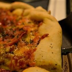 Jay's Signature Pizza Crust | Recipes | Pinterest