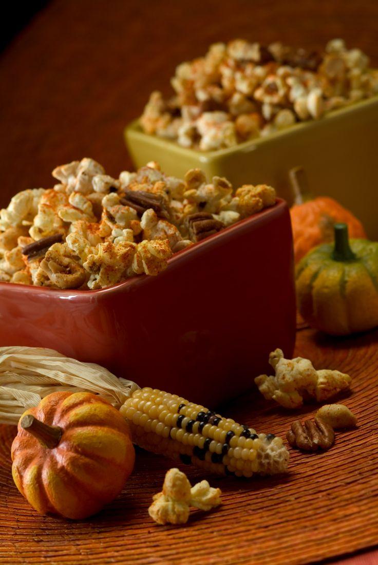 Spicy Cajun Popcorn | Food? I'm In! | Pinterest