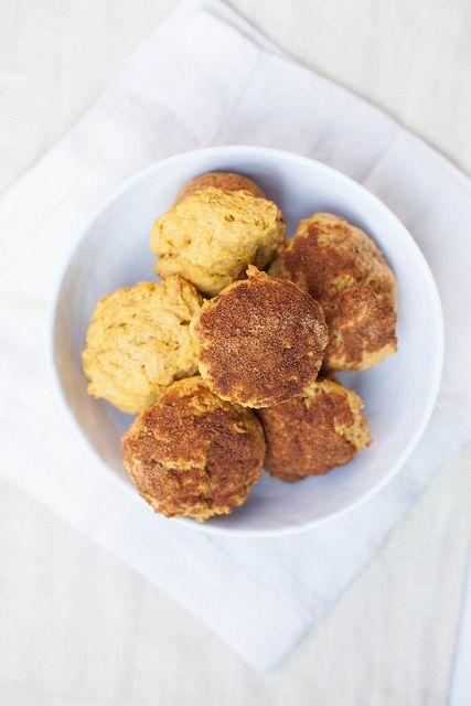 pumpkin dOughnut muffins | Sweet Things | Pinterest