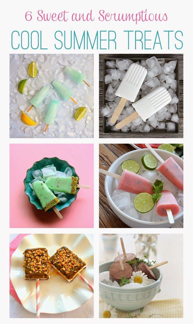 Echoes of Laughter: Salted Caramel Ice Cream Pops and 7 Other Amazing ...