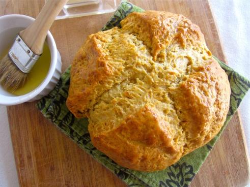 Browned Butter Irish Soda Bread The Food Charlatan