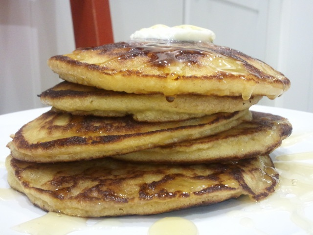 Gluten free pancakes | GLUTEN FREE | Pinterest