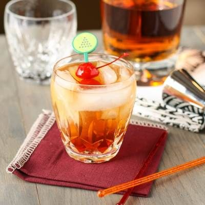 The Perfect Manhattan | DRINKS: Alcohol and Non Alcohol | Pinterest