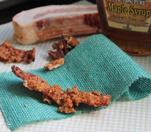 Caramelized Bacon | Breakfast / Brunch | Pinterest