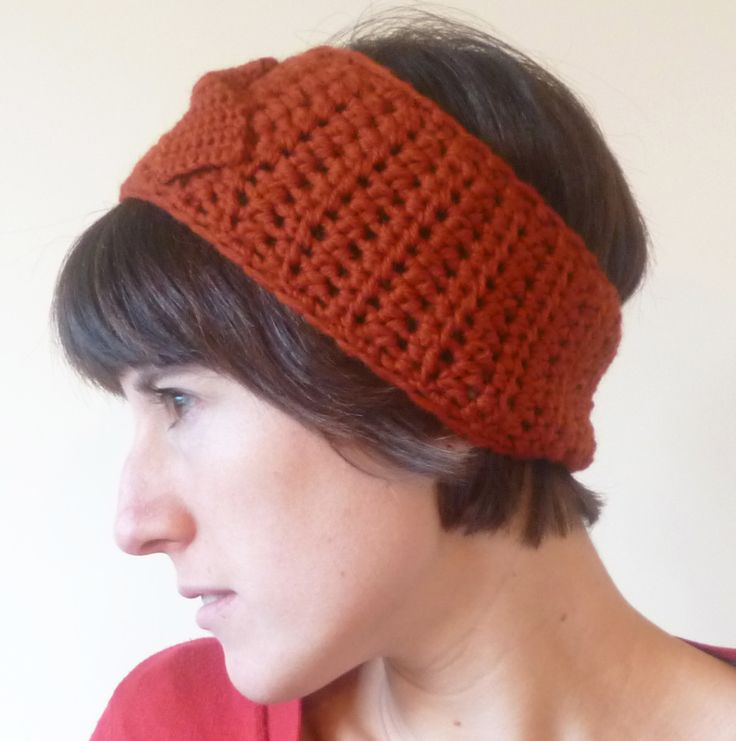 Free Knitting Pattern Bow Headband : Pinterest: Discover and save creative ideas