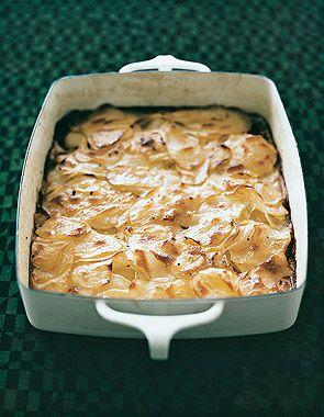 Crisp Oven-Browned Potatoes Recipe at Epicurious.com