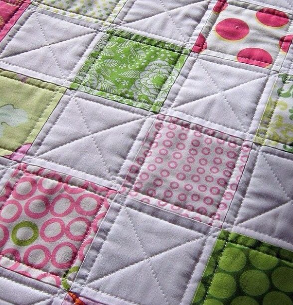 Quilting pattern for squares quilt quilts to make Pinterest