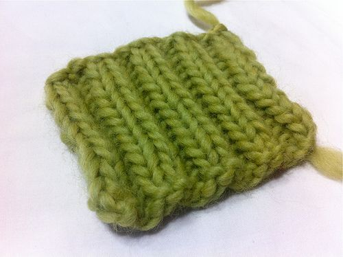 How to Knit: The 2x2 Rib Stitch Knitting Pinterest