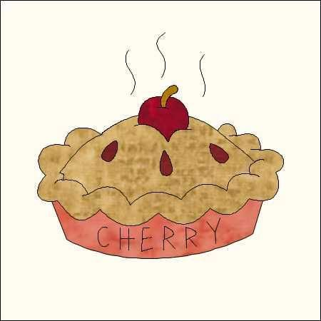 Pies Applique and Stitchery Patterns-want some pie immediately?  Stop by my Craftsy shop for instant downloads.