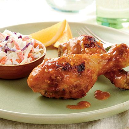 Chipotle-Orange Chicken Legs | Yummy! | Pinterest
