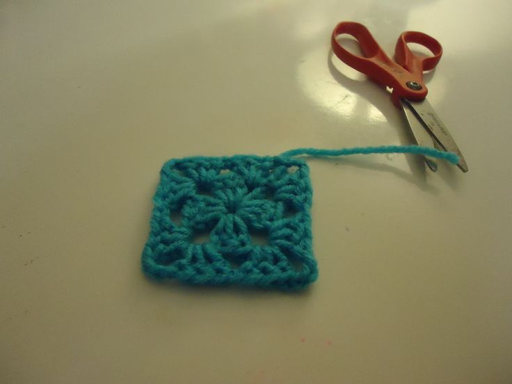 Crocheting Granny Squares For Beginners : Granny Square for Beginners