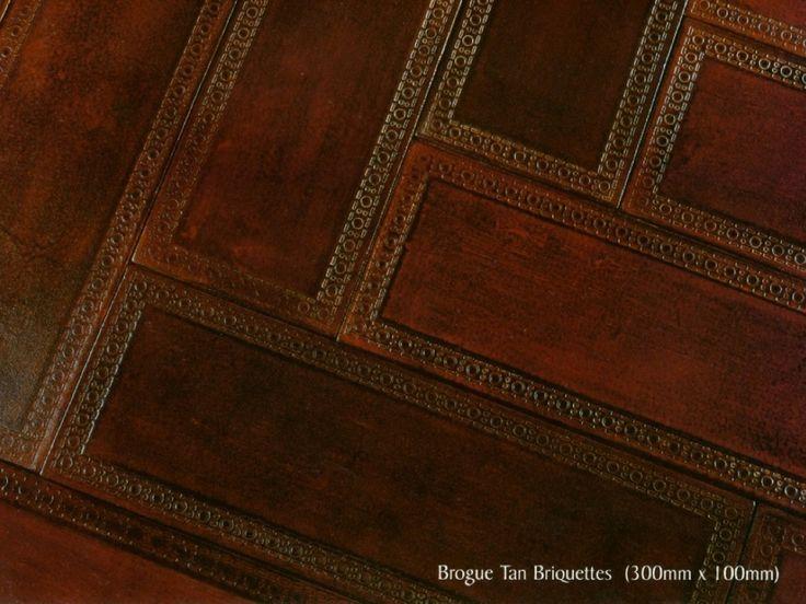 Leather Flooring Pinterest