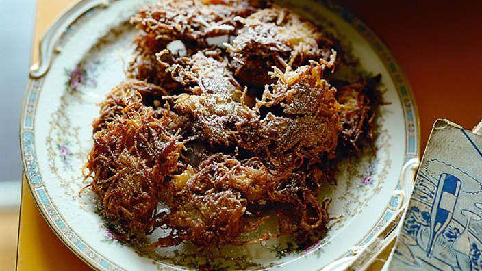 Latkes recipe : SBS Food   Vegetarian food ideas   Pinterest