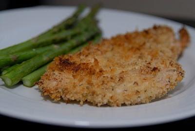 Parmesan Crispy Chicken | week2 | Pinterest