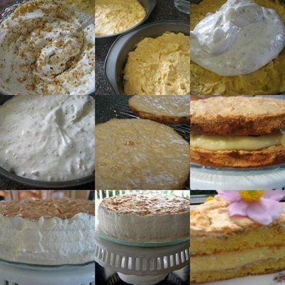 Mennonite Girls Can Cook: Maple Walnut Apple Meringue Torte