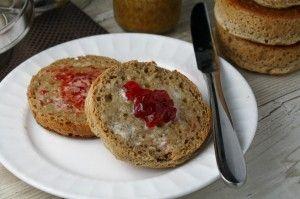 Whole Grain Gluten Free English Muffins | Healthy choices | Pinterest