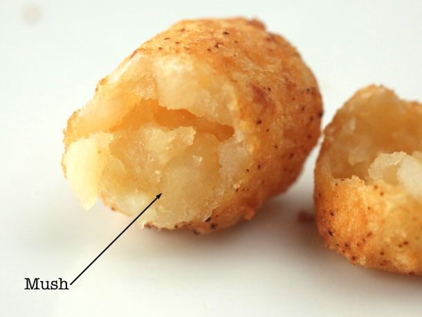 Homemade tater tots | Food | Pinterest