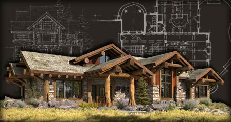 Rustic Log Cabins Wishful Thinking Pinterest