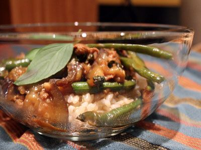 CSA Cookoff Week 15: Mapo Eggplant & More - HOMEGROWN
