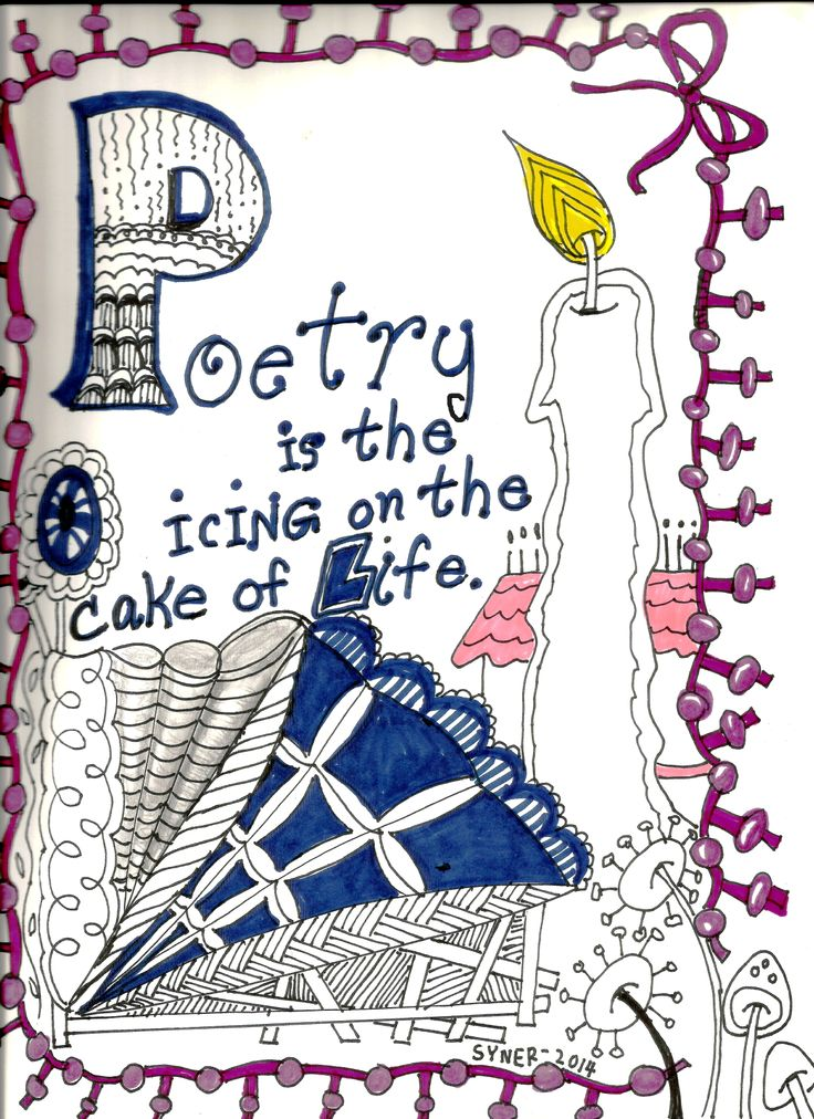 Poetry Book Cover Ups : Poetry book cover zentangles pinterest