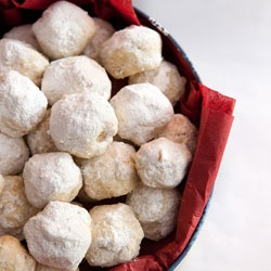 Christmas Walnut Snowball Cookies | Eat | Pinterest