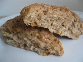 Whisk and A Prayer: Whole Wheat Apple Scones