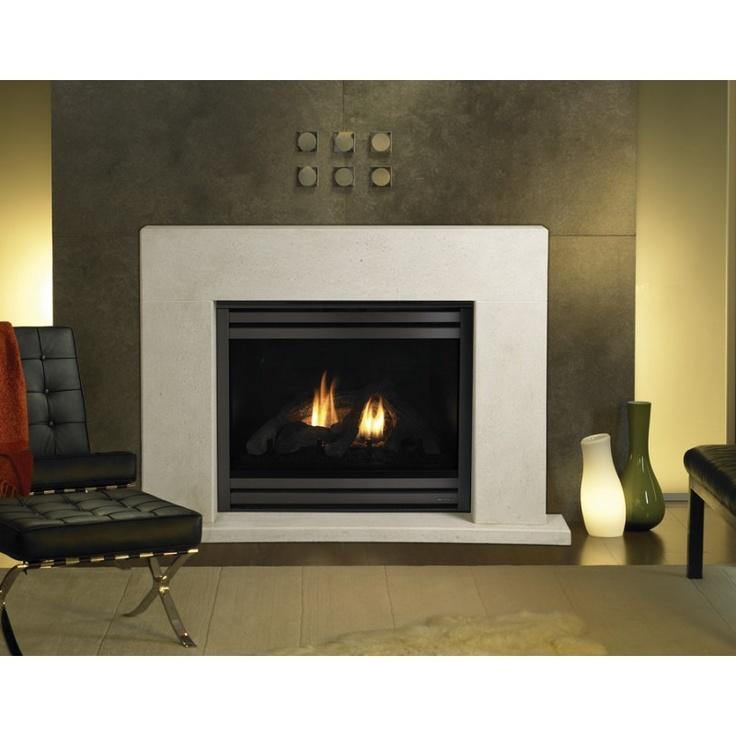 sl 750tr gas fireplace heat glo foyers au gaz gas