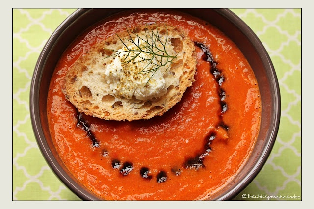 Roasted Tomato & Fennel Soup | Recipes/Nutrition | Pinterest