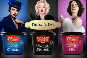 Rillettes Exquises, Bordeau Chesnel, mai14