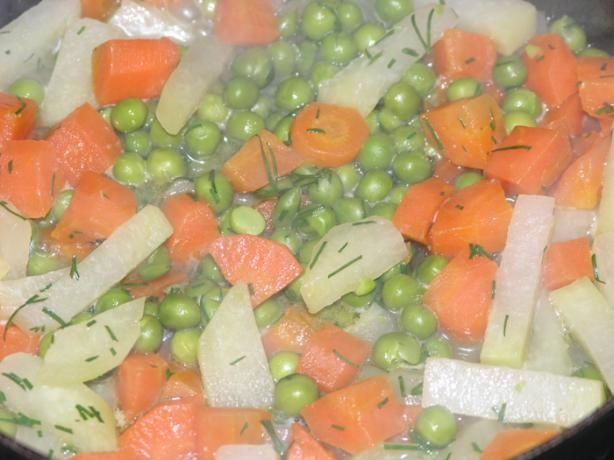 Croatian Spring Vegetables Stew from Food.com: There is very obvious ...