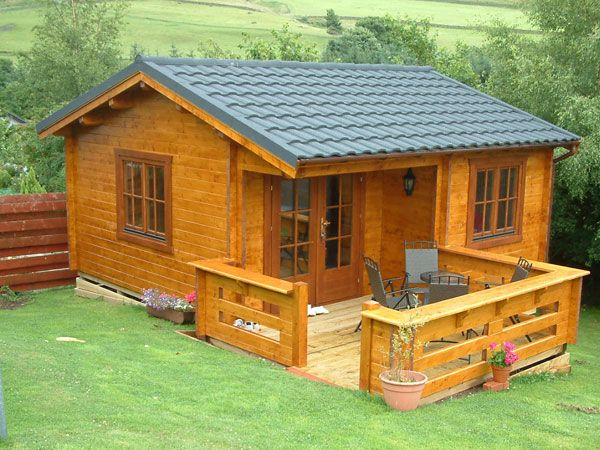 Log Cabins Scotland Cottage Pinterest