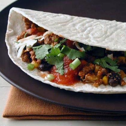 Tex-Mex Beef Tacos by Cooking Light | Mexican , Tex-Mex Recipes | Pin ...
